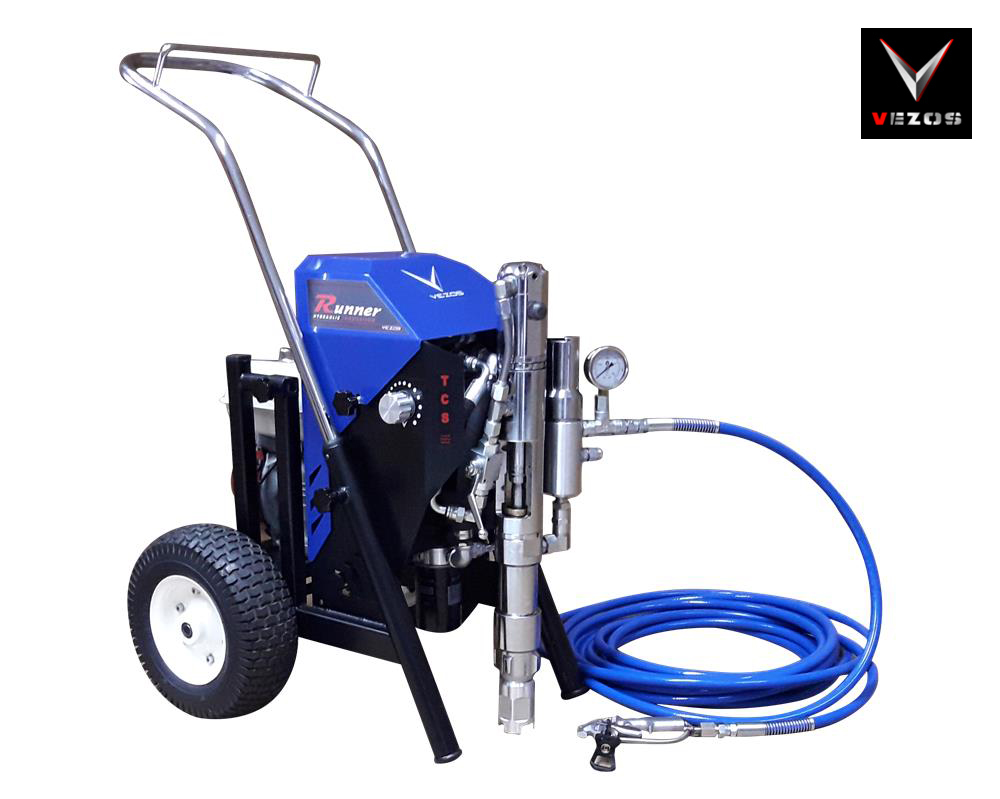 hydraulic-airless-texture-sprayer-gas-pro12
