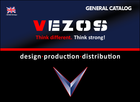 General Product Catalog VEZOS 2019