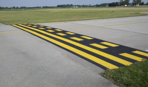 airport marking vezos