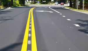 road striping vezos