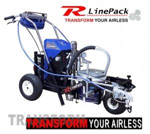 linepack runner road marking accessory