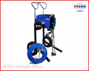AIRLESS PAINT SPRAYERS DURA LC 350 HIGH CART VEZOS