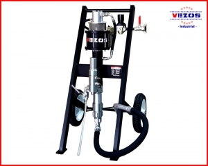 AIR OPERATED FLUID PUMP SPRAY 30:1