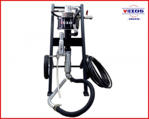 AIR OPERATED FLUID PUMP SPRAY 68-1
