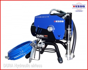 AIRLESS PAINT SPRAYERS DURA LC 300 STANDARD VEZOS