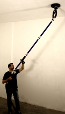 drywall sander high reach