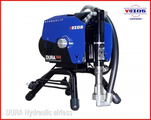AIRLESS PAINT SPRAYERS DURA LC 350 STANDARD VEZOS
