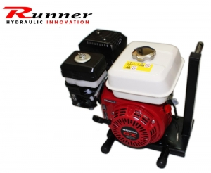 convertible airless power gas kit