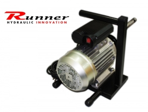 convertible airless power motor kit